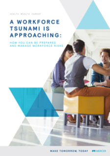 A Workforce Tsunami is Approaching - Report
