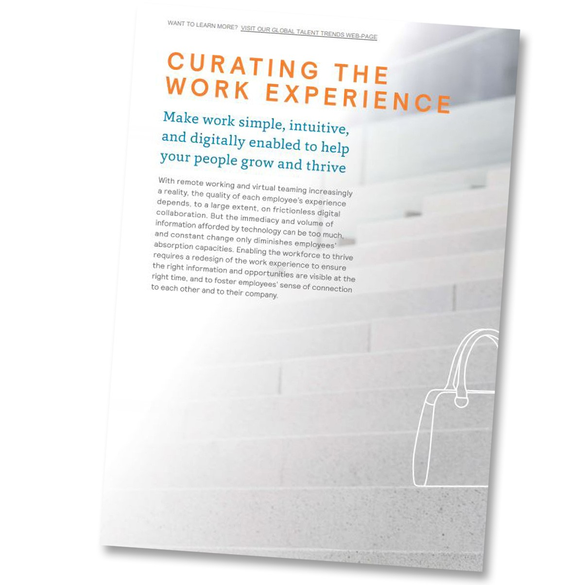 Curating The Work Experience