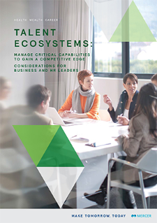 Talent Ecosystems Report Download