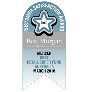 Roy Morgan award